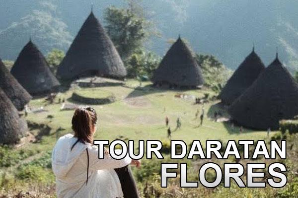 PAKET TOUR FLORES