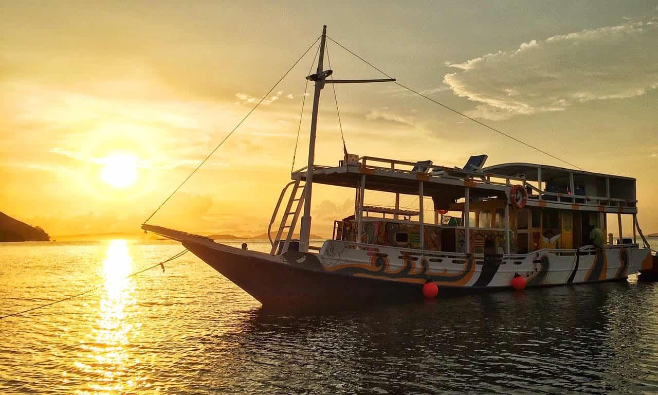KM Sayang Katanya Standart Boat