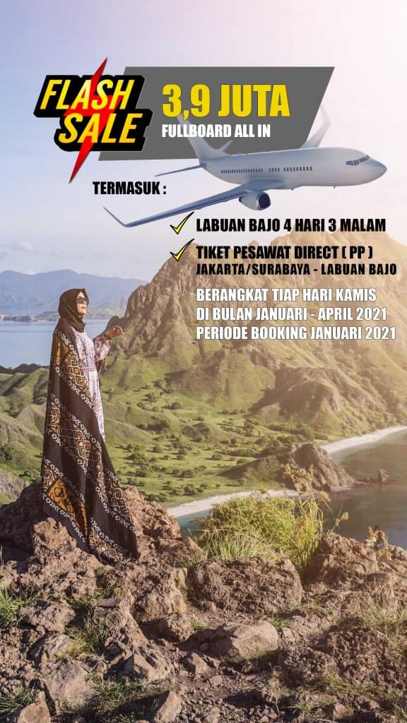 FLASHSALE LABUAN BAJO