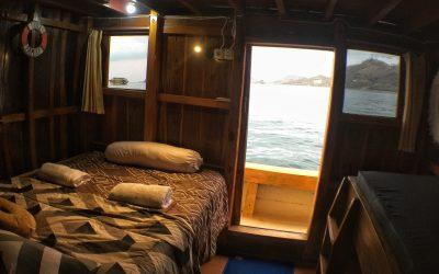 Komodo boat Charter