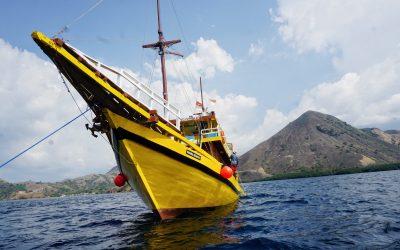Sewa Kapal Labuan Bajo