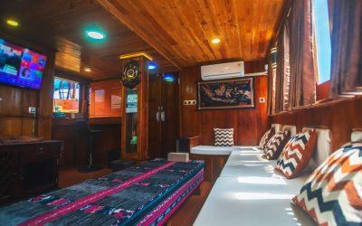 Sewa Kapal Phinisi di Labuan Bajo Murah