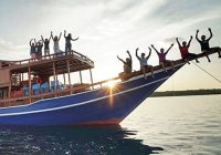 Tour Sailing Komodo